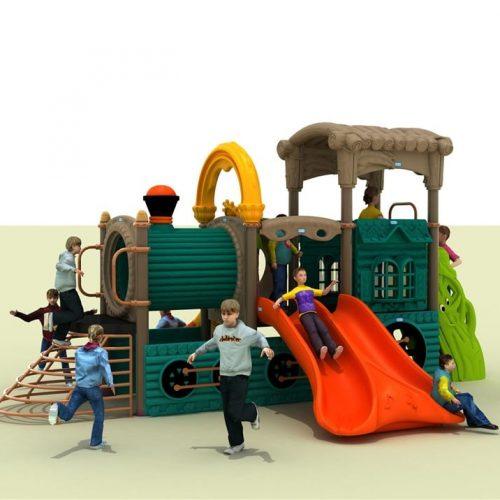 Train Playground - New in 2021